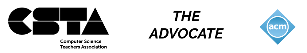 The CSTA Advocate Blog